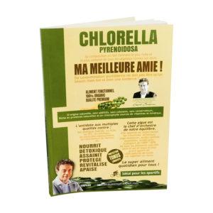 "Livre ""La Chlorella Ma meilleure amie"""