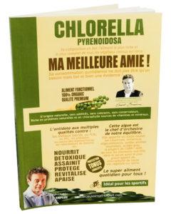 Livre sur la Chlorella par Pascal Caussimon