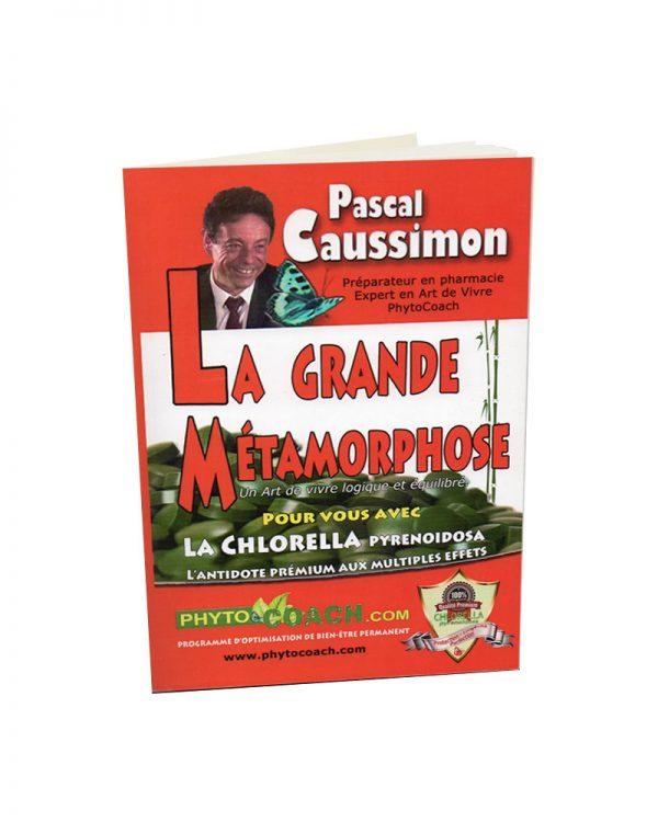 Livre Caussimon - La grande metamorphose