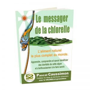 """Le messager de la chlorelle"" par Pascal Caussimon"