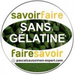 Logo sans gelatine